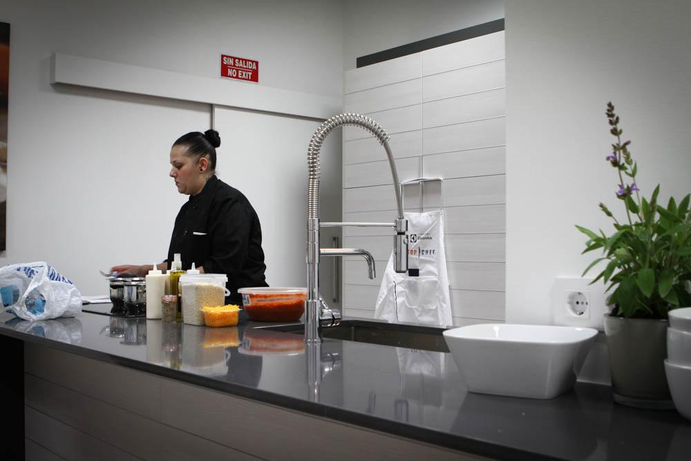Kitchen in Santiago - Cocina viva para experiencias y talleres