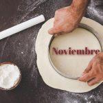 Talleres de cocina en noviembre