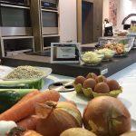 """Así fue el taller de """"Batch Cooking"""" en Vigo"""