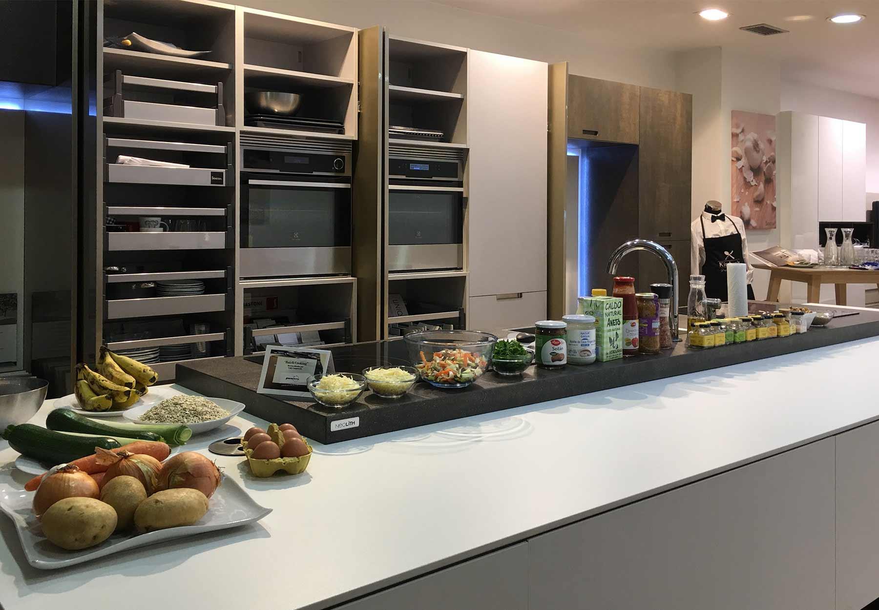 Crea un taller de cocina personalizado en Gourmetería