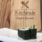 Así fue el taller de sushi con Andrés Médici en Santiago